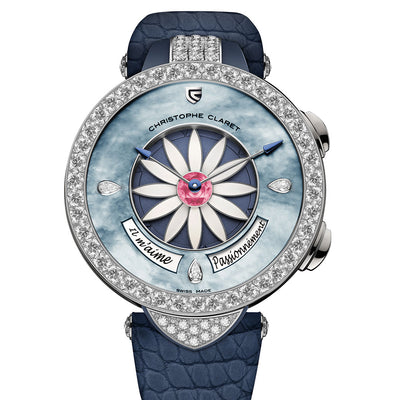 Christophe Claret Margot Velours Watch