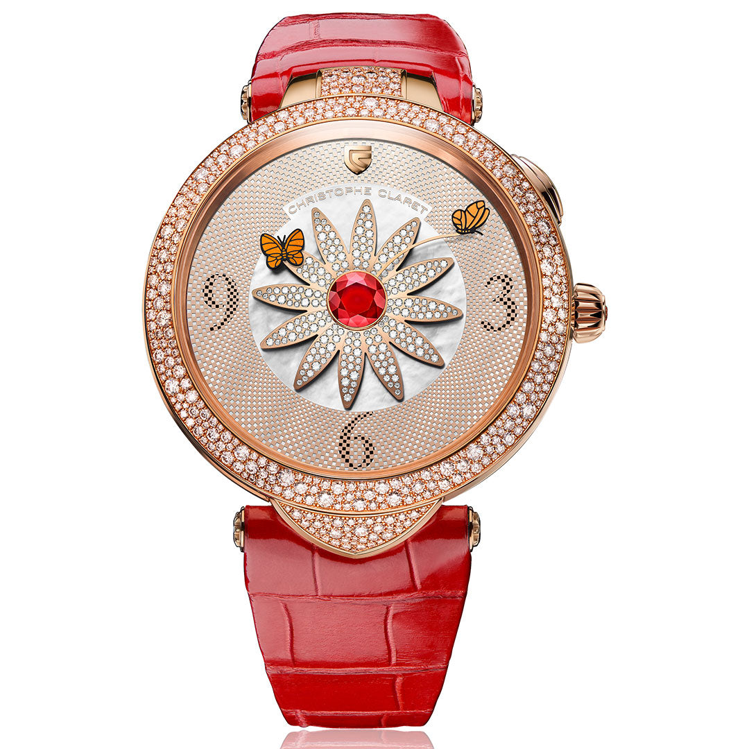 Christophe Claret Marguerite 37mm Watch