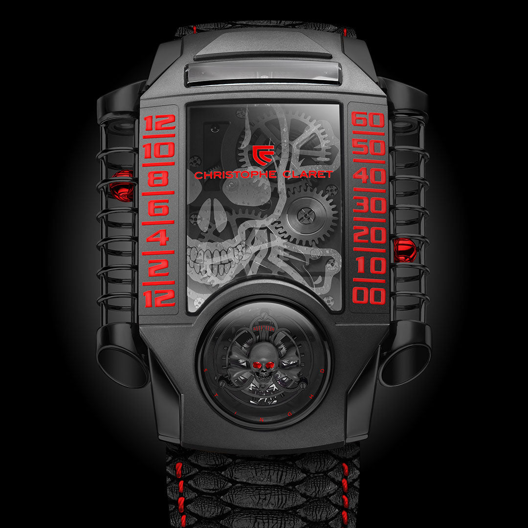 Christophe Claret X-TREM-1 Watch by StingHD