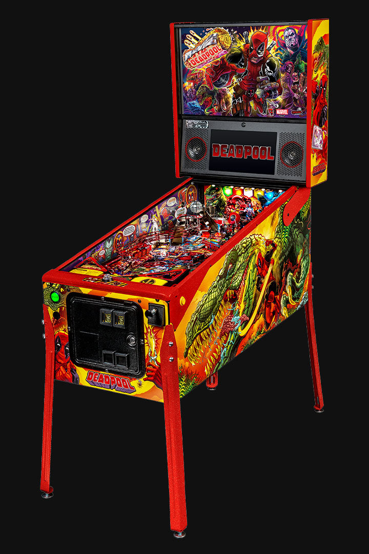 Pinball Deadpool *Limited Edition*