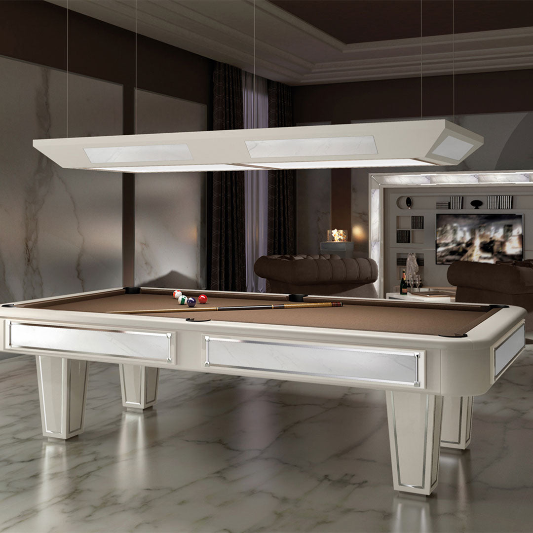 Pool, Billiard and Snooker Tables by Vismara Design