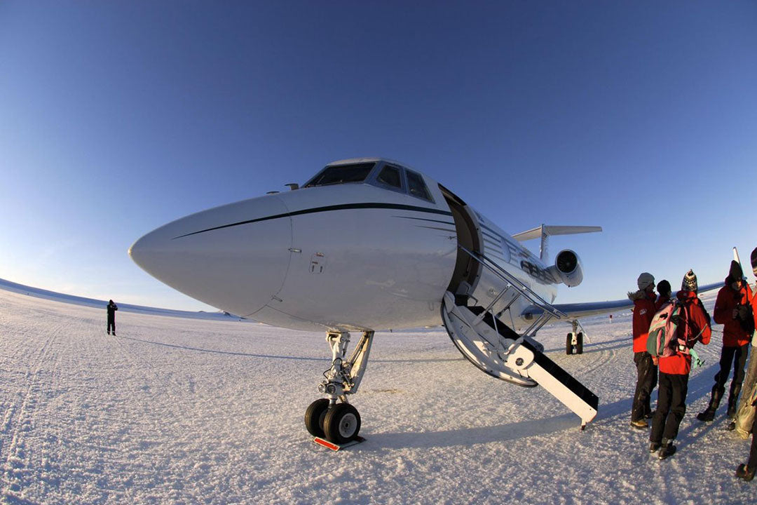 Private Jet Tour Antarctica : Early Emperors - 5 Days