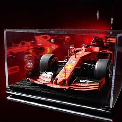 Model Car Glass Blade Display Stand - (1:8 scale models)