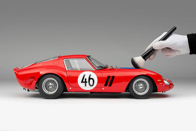 Ferrari 250GTO - Chassis 3943GT - 1:8 Scale Model Car