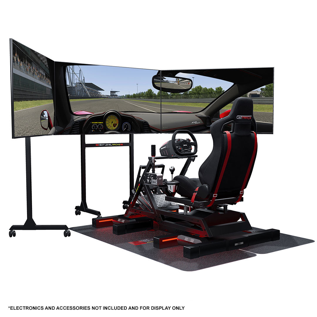 GTtrack Racing Simulator Cockpit