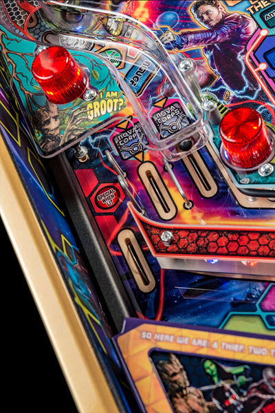 Pinball Guardians Of The Galaxy *Limited Edition*