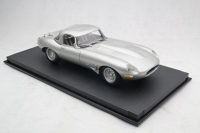 "Jaguar E-Type LWE ""Car Zero"" - 1:8 Scale Model Car"