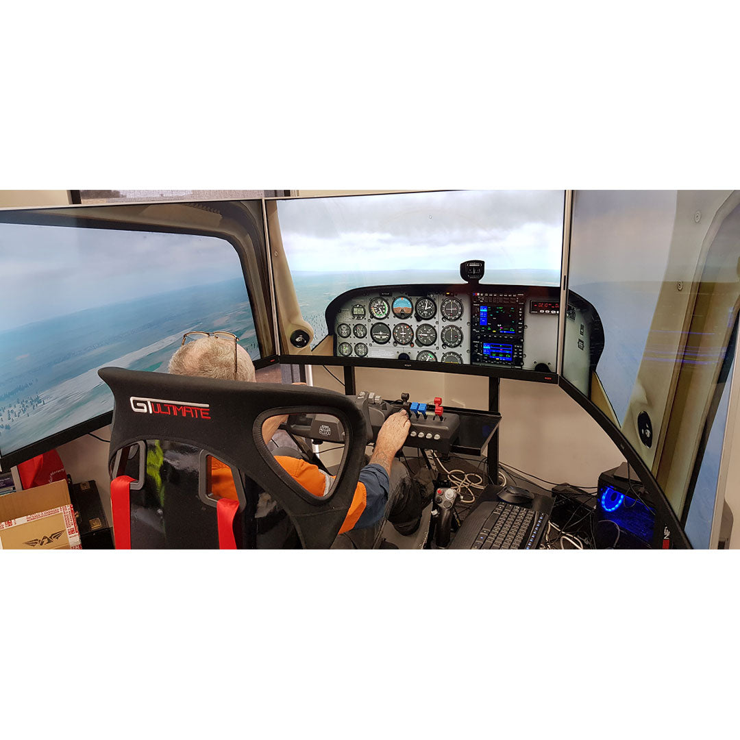 Flight Simulator Cockpit