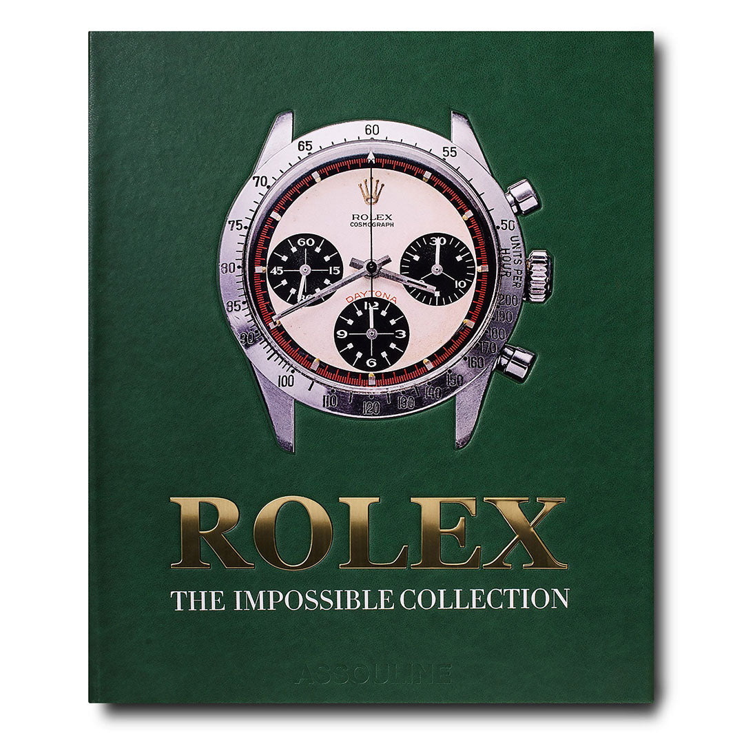 Rolex: The Impossible Collection By Assouline