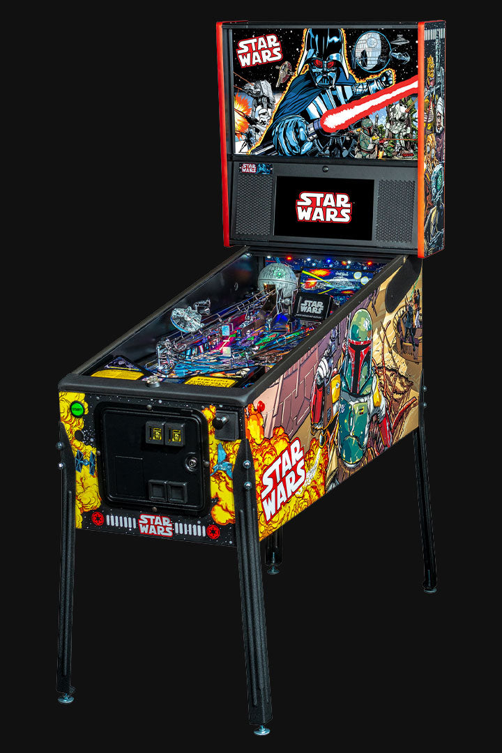 Pinball Star Wars (Comic Art) *Premium Edition*