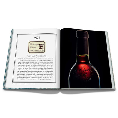 The Impossible Collection Of American Wine By Assouline