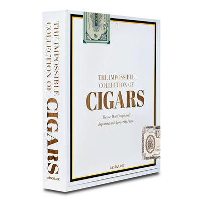 The Impossible Collection Of Cigars By Assouline