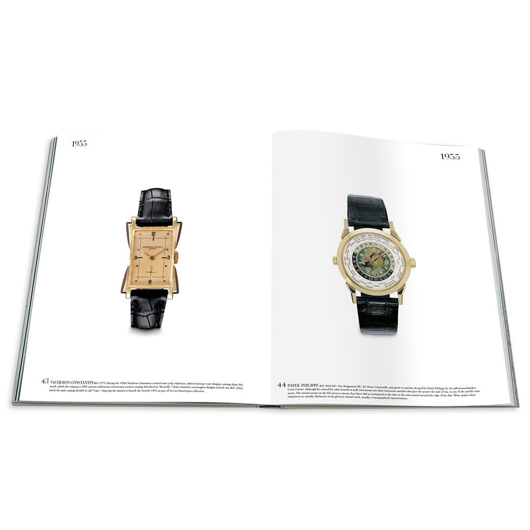 The Impossible Collection Of Watches By Assouline