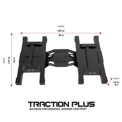 Traction Plus - For Racing & Flight Simulator Cockpits