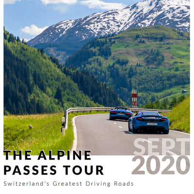 Ultimate Driving Tours: Alpine Passes Tour (19 Sep - 25 Sep 2020)