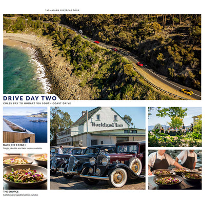 Ultimate Driving Tours: Tasmania BYO Car (16 March - 20 March 2020)