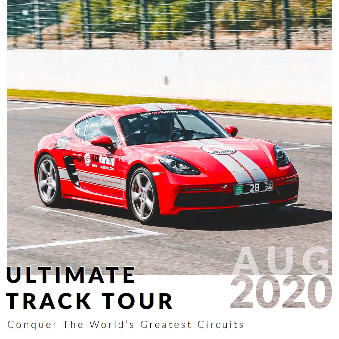 Ultimate Driving Tours: Ultimate Track Tour (1 - 5 August 2020)