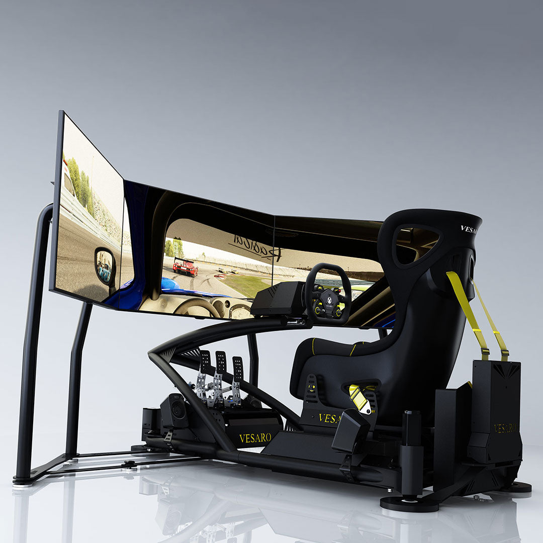 Vesaro I Professional Stage 3 Racing Simulator