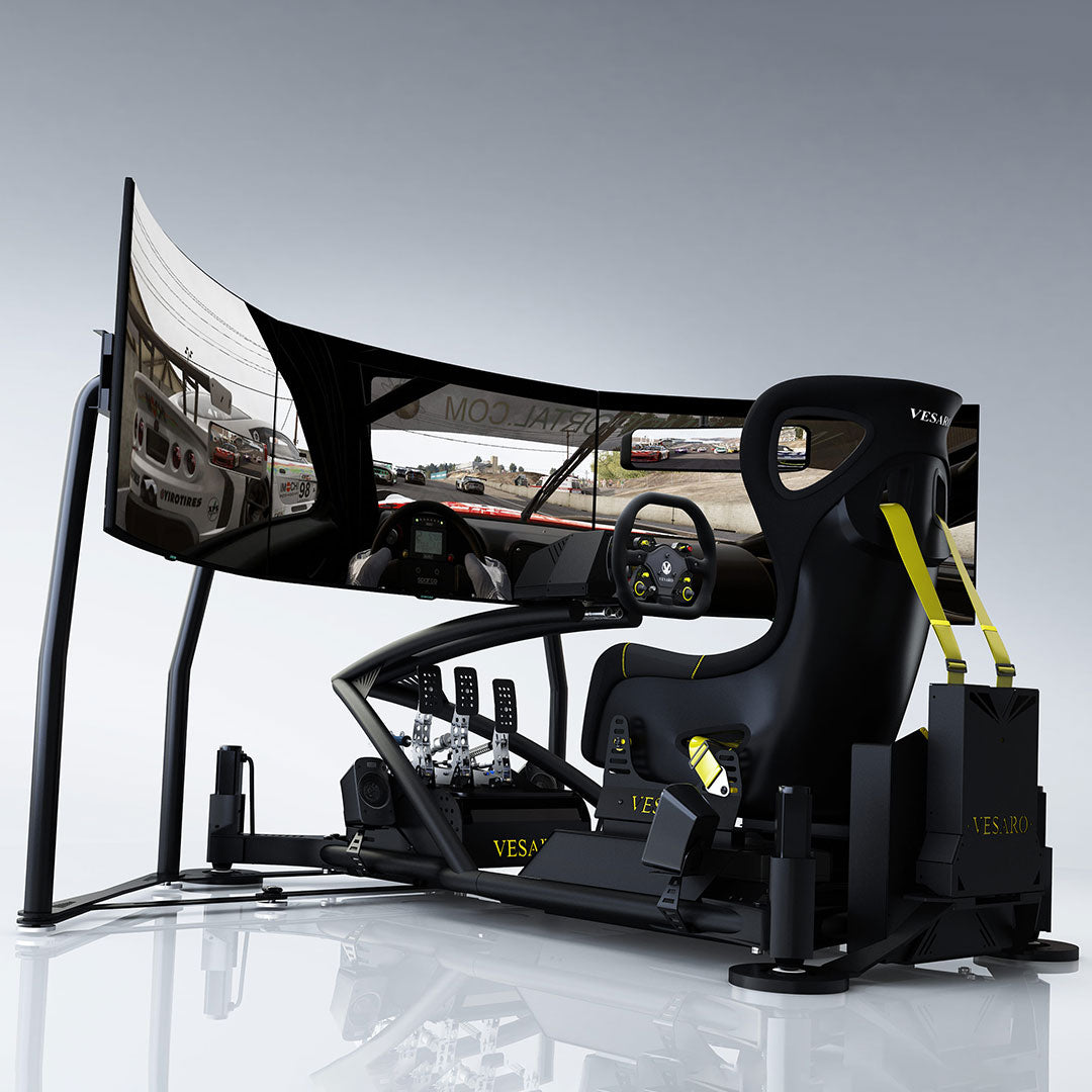 Vesaro I Professional Stage 5 Racing Simulator