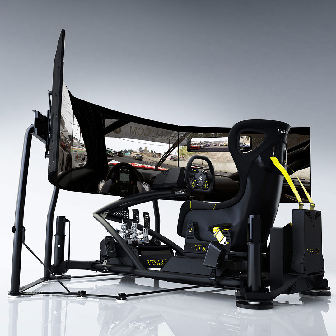 Vesaro I Professional Stage 7 Racing Simulator