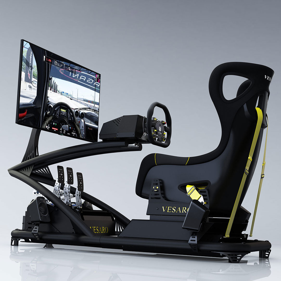 Vesaro I Professional Stage 1 Racing Simulator
