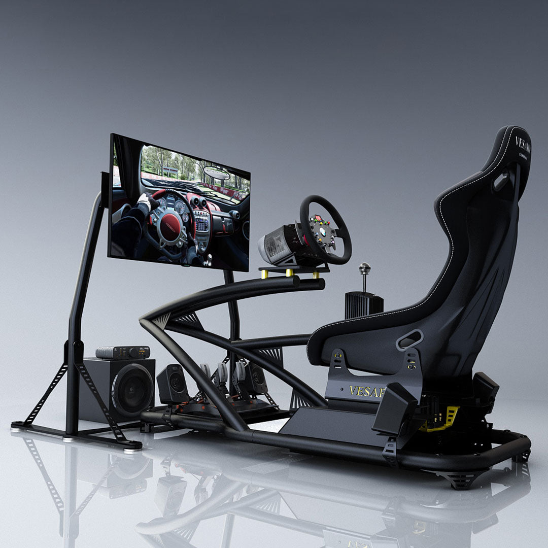 Vesaro I Stage 1 Racing Simulator