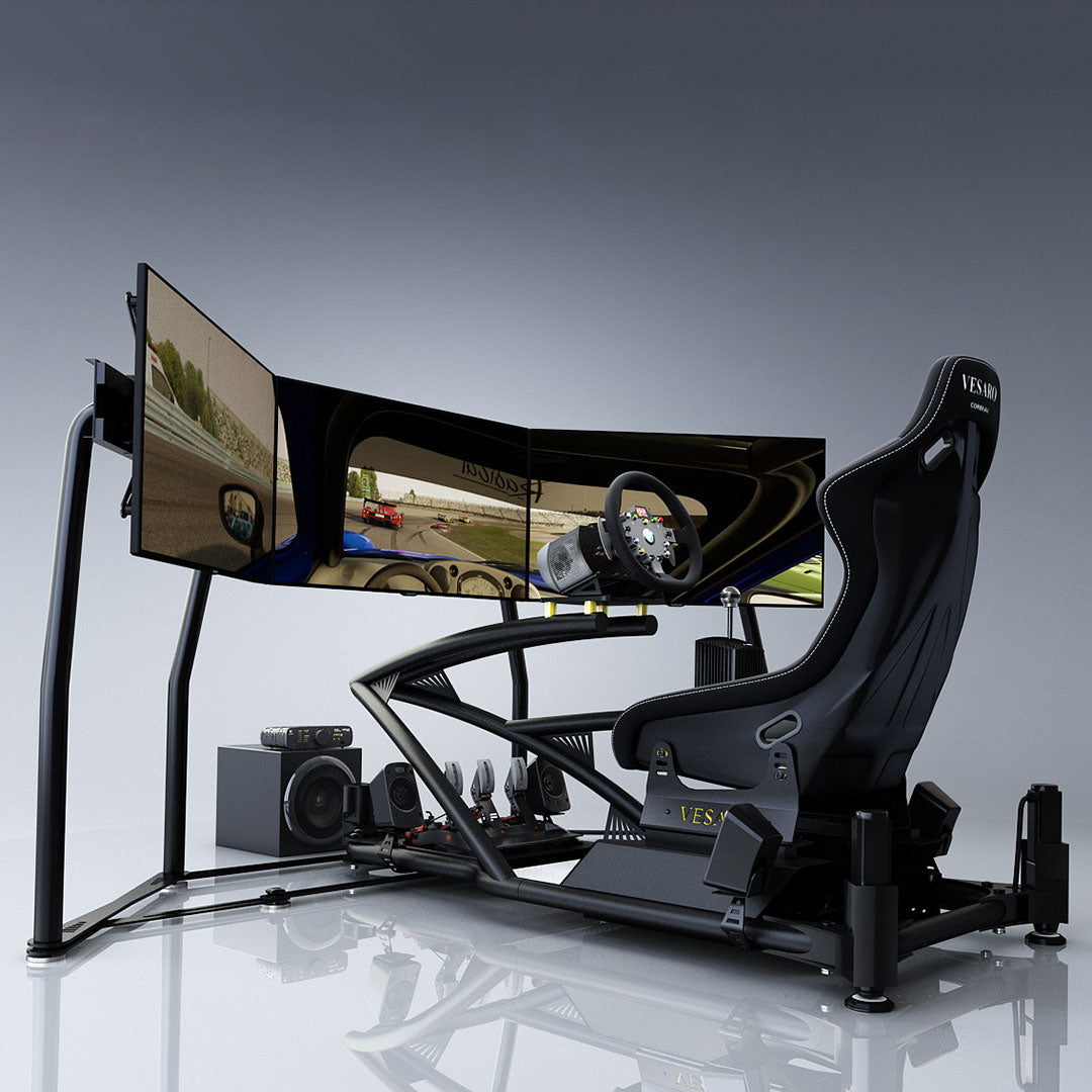 Vesaro I Stage 3 Racing Simulator