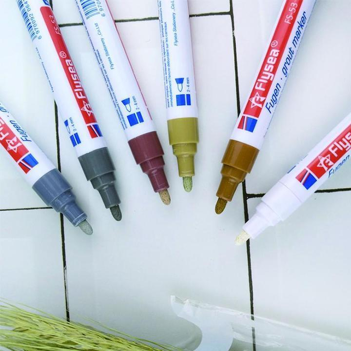($9.99 Only Today )-Last day promotion-Tile Grout Coating Markerk