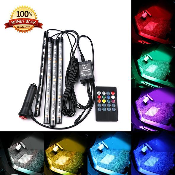 Remote Control LED Interior/Underbody Lights