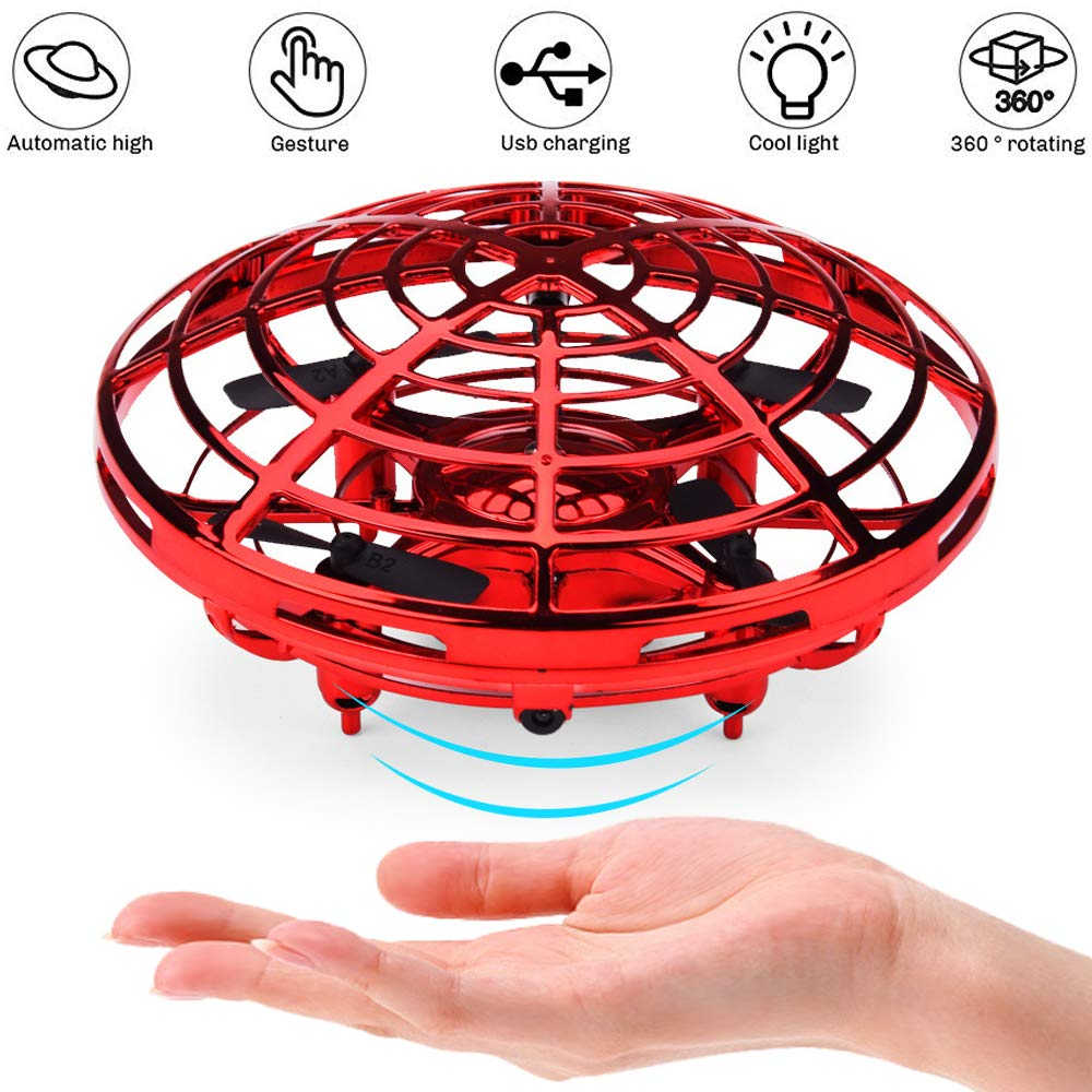 💥BUY 2 FREE WORLDWIDE SHIPPING💥Gesture Controlled UFO Interactive Intelligent UAV