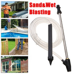 60%OFF TODAY ONLY----Sand/Wet Blasting Tool Sandblaster Attachment Nozzle