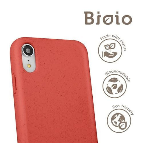 Bæredygtigt Bioio covers til iPhone 6 & iPhone 6s Rød