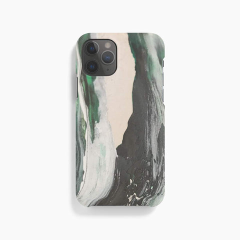 A Good Company Green Paint Cover til iPhone 11 Pro
