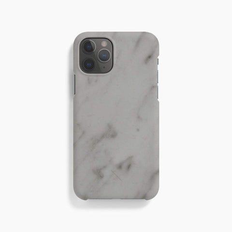 A Good Company White Marble Cover til iPhone 11 Pro