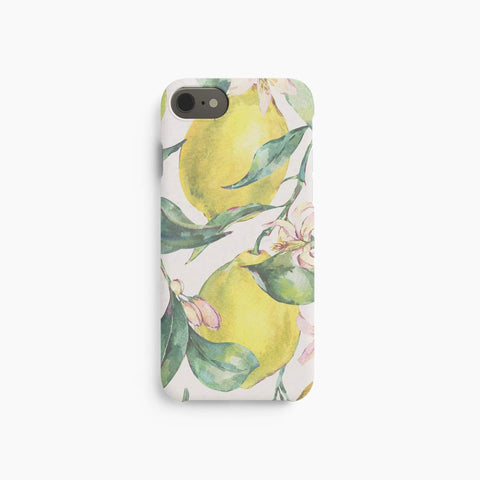 A Good Company Lemon Tree Cover til iPhone SE 2