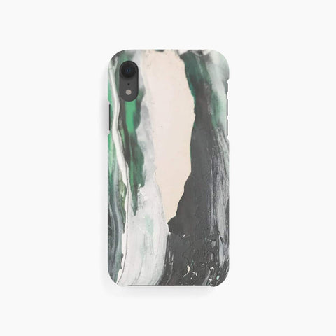 A Good Company Green Paint Cover til iPhone Xr