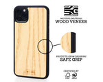 WoodWe iPhone cover i asketræ iPhone 12 Mini