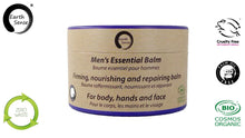 Load image into Gallery viewer, Organic Men's Essential Balm with Sandalwood 100ml - For Face, beard, hands & whole body