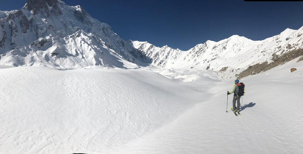 Around Nanga Parbat on skis by Yannick Graziani