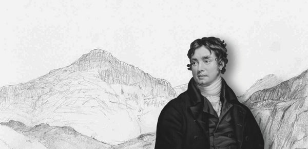 Coleridge and the first sport climb in history by Marina Morpurgo