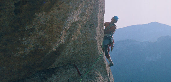 The dawn of sport climbing in Aosta Valley. Memories of a protagonist by Guido Azzalea