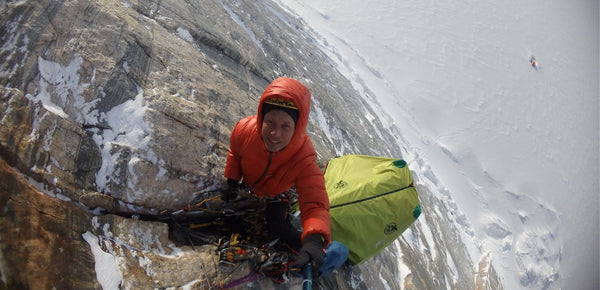 The Hallmark – REFLECTIONS OF A SOLO CLIMBER - by Marek Raganowicz