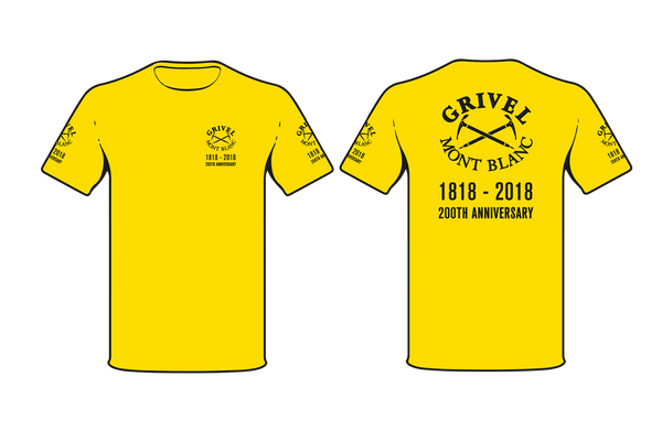 200th anniversary t-shirt