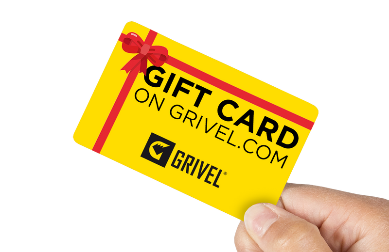 Grivel gift card