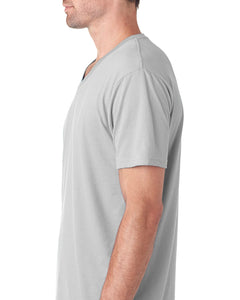Sueded V Neck Tees