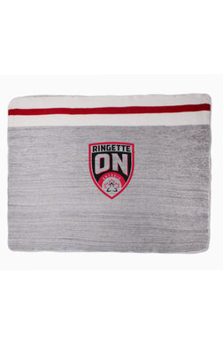 Ringette Ontario Cabin Sherpa Throw