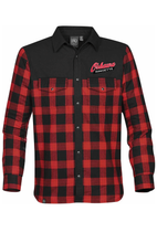 Load image into Gallery viewer, Men's Buffalo Plaid Oshawa Ringette Thermal