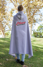 Load image into Gallery viewer, Sunderland Ringette Hooded Sweatshirt Fleece Team Blanket