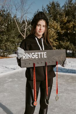 Ringette Medal Holder