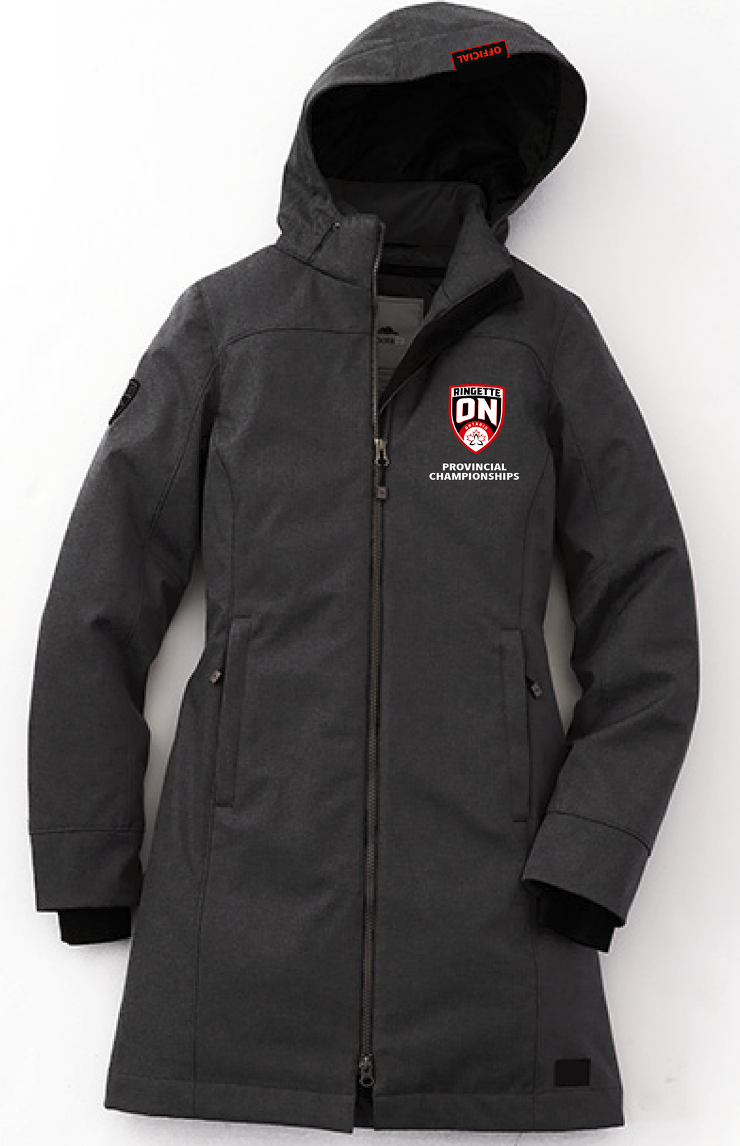Official Provincial Championship Roots73 Insulated Softshell Jacket